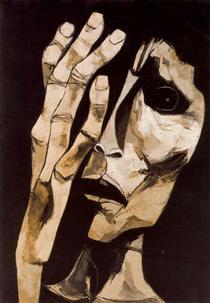 El grito n°3, « L'âge de la colère » (1961-1990) — Guayasami