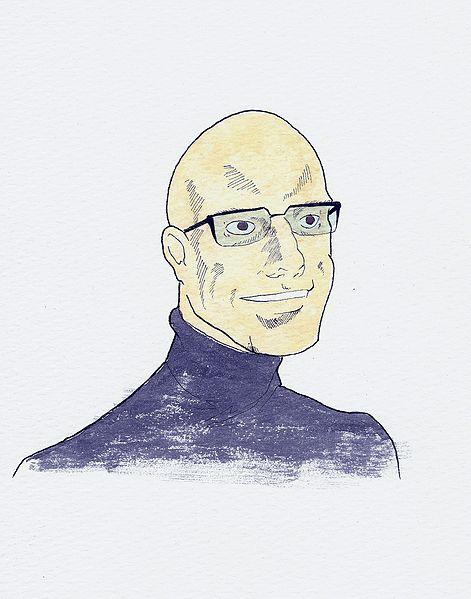 Portrait Michel Foucault